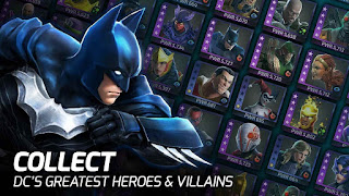 DC Legends v1.16.1 Mod