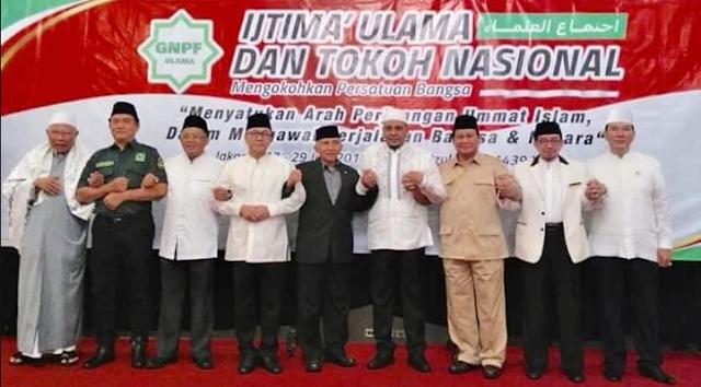 Dua Kelompok Ulama Indonesia - Hasil Itjima' Ulama GNPF dan Hasil Konferensi Ulama Internasional