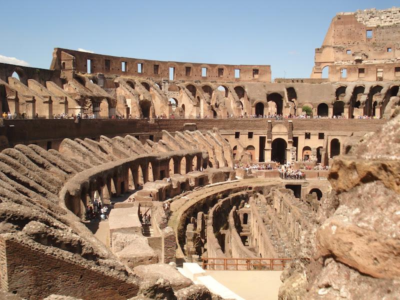 Thursday's Child: The Colosseum, Rome