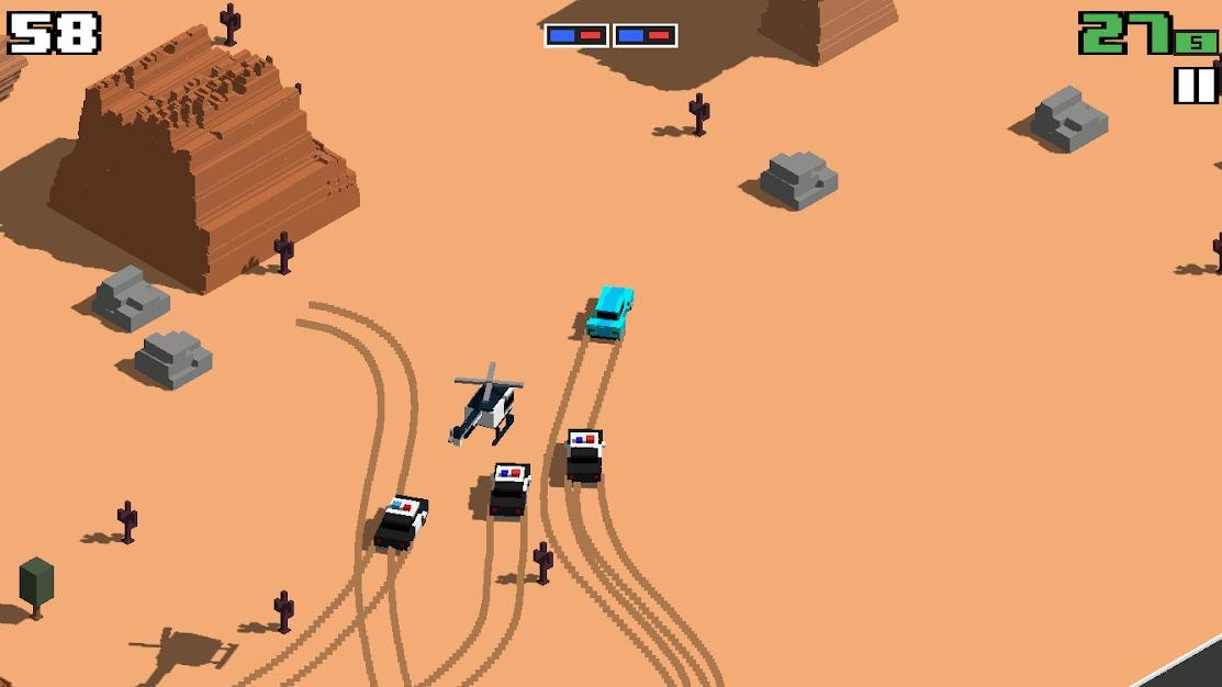 تحميل لعبة Smashy Road: Wanted 3.jpg