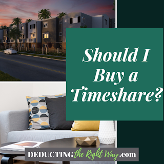Are Timeshares Worth It?   www.deductingtherightway.com