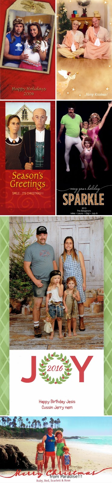 Bergeron Christmas Cards.These Are The Funniest Christmas Cards We Have Ever Seen