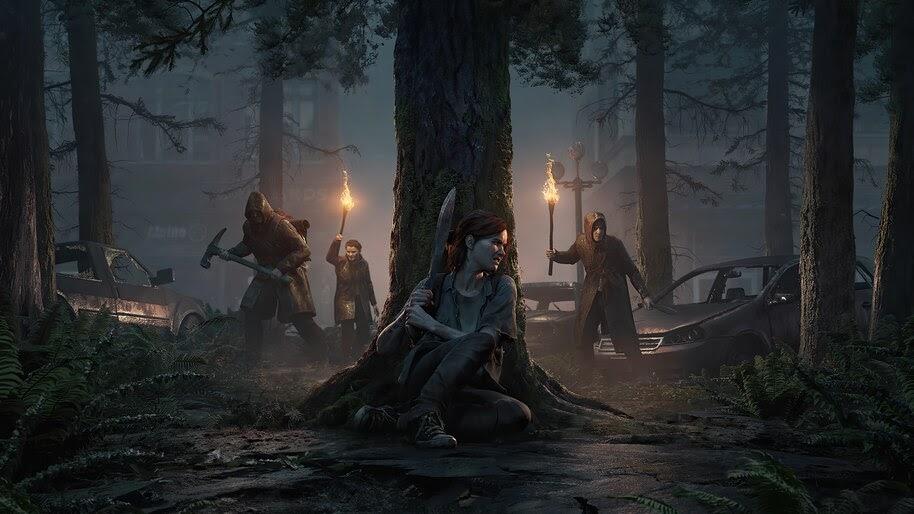 Ellie, The Last of Us Part 2, 4K, #7.1129