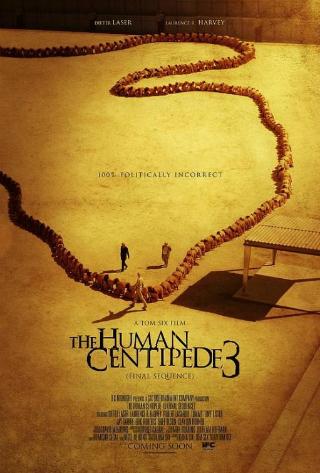 The Human Centipede III [2015] [DVDR] [NTSC] [Subtitulado]