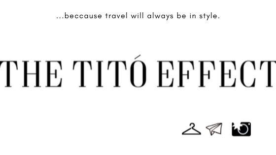 ...because travel will always be in style.