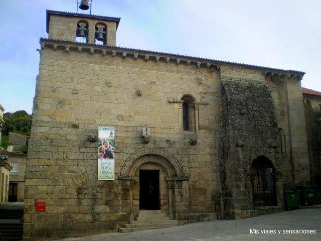 Iglesia de Santiago, Allariz, Galicia