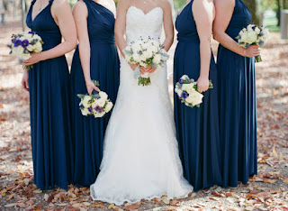 infinity bridesmaid dresses