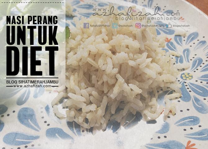 Nasi Perang Untuk Diet