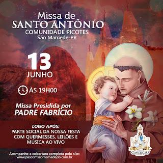 Viva Santo Antonio!!! - Vila de Picotes