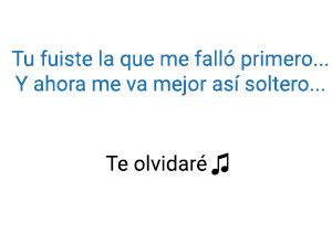 MYA Pedro Capó Te Olvidaré significado de la canción.