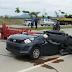 Lagi kemalangan kereta dihempap kren, dua maut
