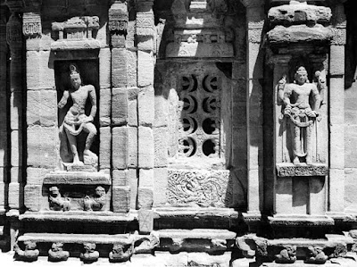 monuments group in Pattadakal
