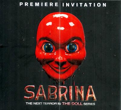 Undangan Gala Premiere Film Sabrina