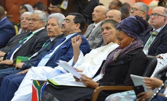 الندوة الدولية السادسة لحق الشعوب في المقاومة تشيد بمجهودات الجزائر لنصرة الشعوب المضطهدة وعلى رأسها الشعب الصحراوي