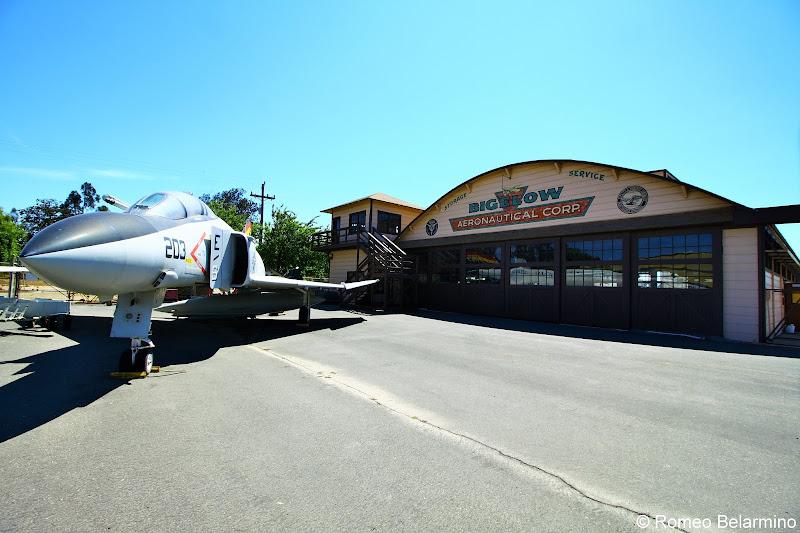 Santa Maria Museum of Flight Central California Weekend Getaway