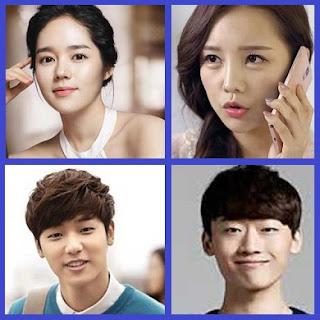 Calendar Girl Main Cast