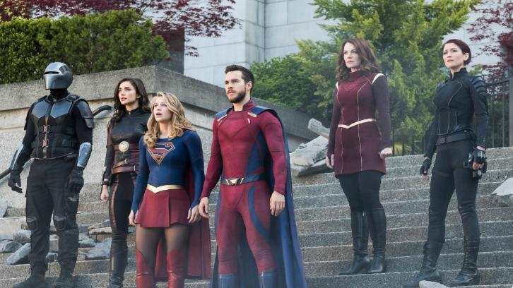 Supergirl - Episode 3.23 - Battles Lost and Won (Season Finale) - Promos, Promotional Photos + Press Release