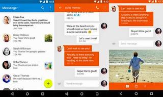 جوجل تقدم تطبيقها Google Messenger على أندرويد