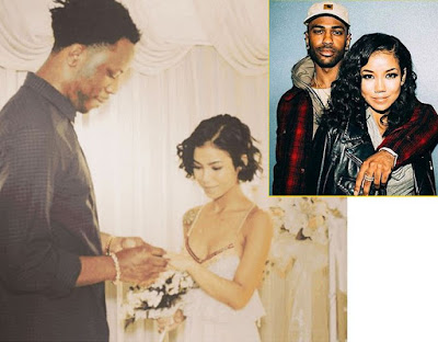 Barely a month after, Jhene Aiko reportedly splits from her Yoruba husband amidst cheating rumours