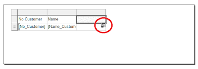 New Column in Report Layout in Visual Studio