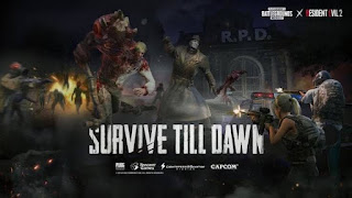 PUBG,PUBG Mobile,PUBG Mobile Zombie mode,zombie,zombie mode,0.11.0 update, PlayerUnknown's Battlegrounds, Android, Survive Till Dawn,Resident Evil 2