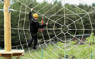SPIDER WEB OUTBOUND BANDUNG GAME