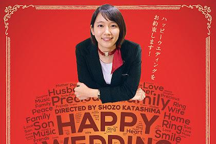 Sinopsis Happy Wedding / Happi Uedinggu (2016) - Japanese Movie