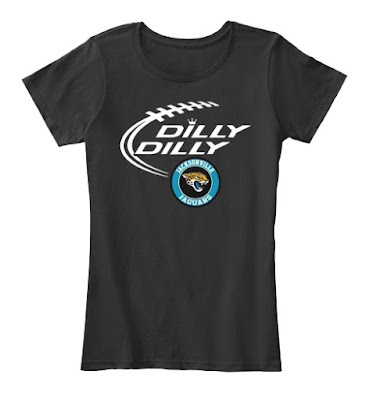 Dilly Dilly Jaguar T Shirt Hoodie, Jacksonville Jaguars Dilly Dilly TShirt