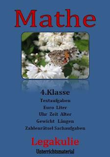 Textaufgaben Zeit Uhr Alter Mathematik 4.Klasse PDF