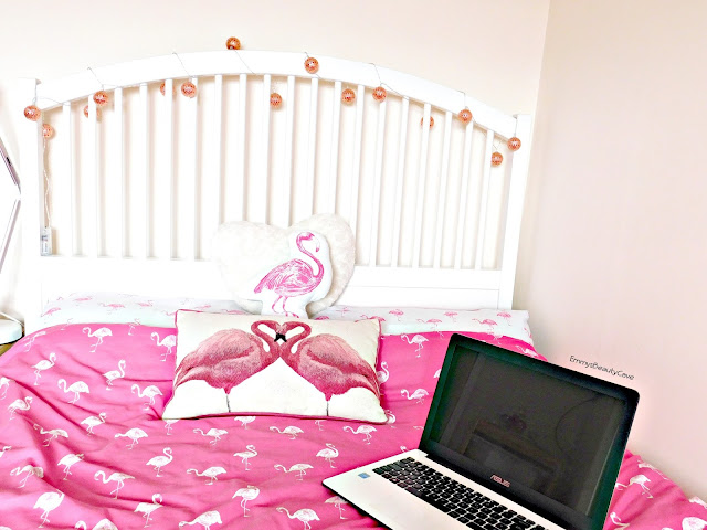 Flamingo Bedding, Room Tour, Bed Inspiration