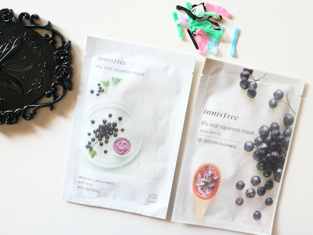 INNISFREE MY REAL SQUEEZE MASK (NEW!)