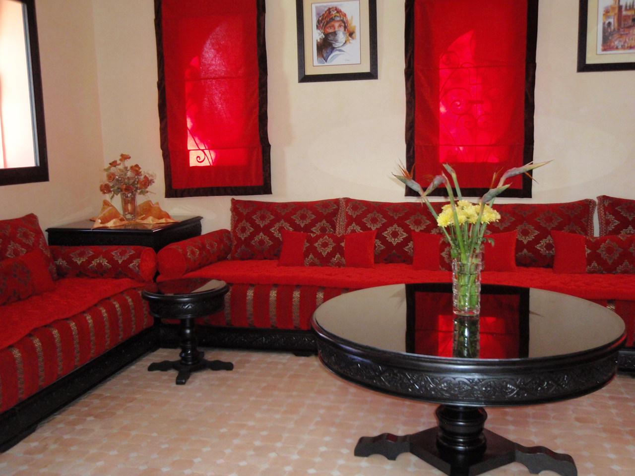 Salon Rouge Marocain – Friseur
