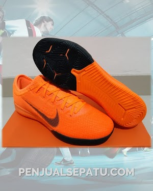 Futsal Nike Mercurial VaporX XII Pro Total Orange