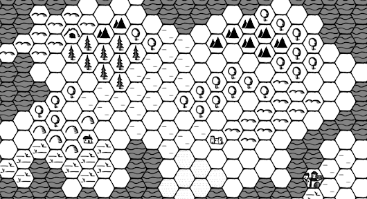 Create your hexmap for free with Tiled