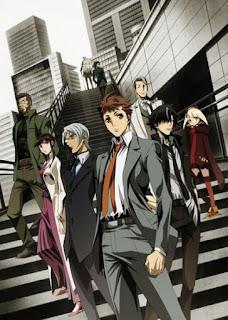 تقرير أنمي وحدة التحقيق في الجرائم الخاصة Keishichou Tokumubu Tokushu Kyouakuhan Taisakushitsu Dainanaka: Tokunana