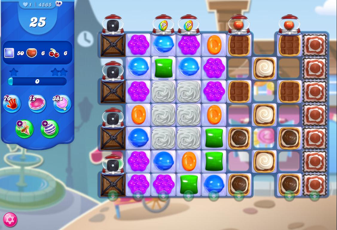Candy Crush Saga level 4565