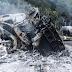 Camión cisterna sufre accidente y se incendia en la carretera Santa Cruz - Tarija