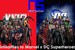 Similarities to Marvel x DC Superheroes