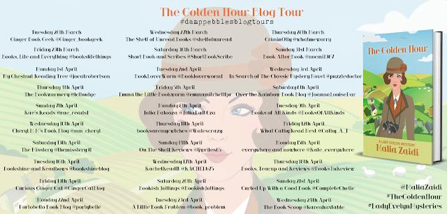 The Golden Hour Blog Tour