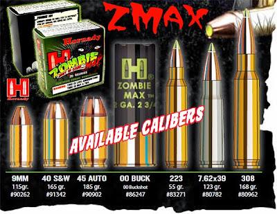 Z-Max Zombie Ammo