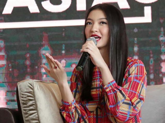 Beda dengan Rilis, Raline Pelit Bicara Saat Disinggung Jadi Komisaris AirAsia