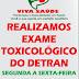 Clinica Viva Saúde realiza Exame Toxicológico do Detran, em Mairi