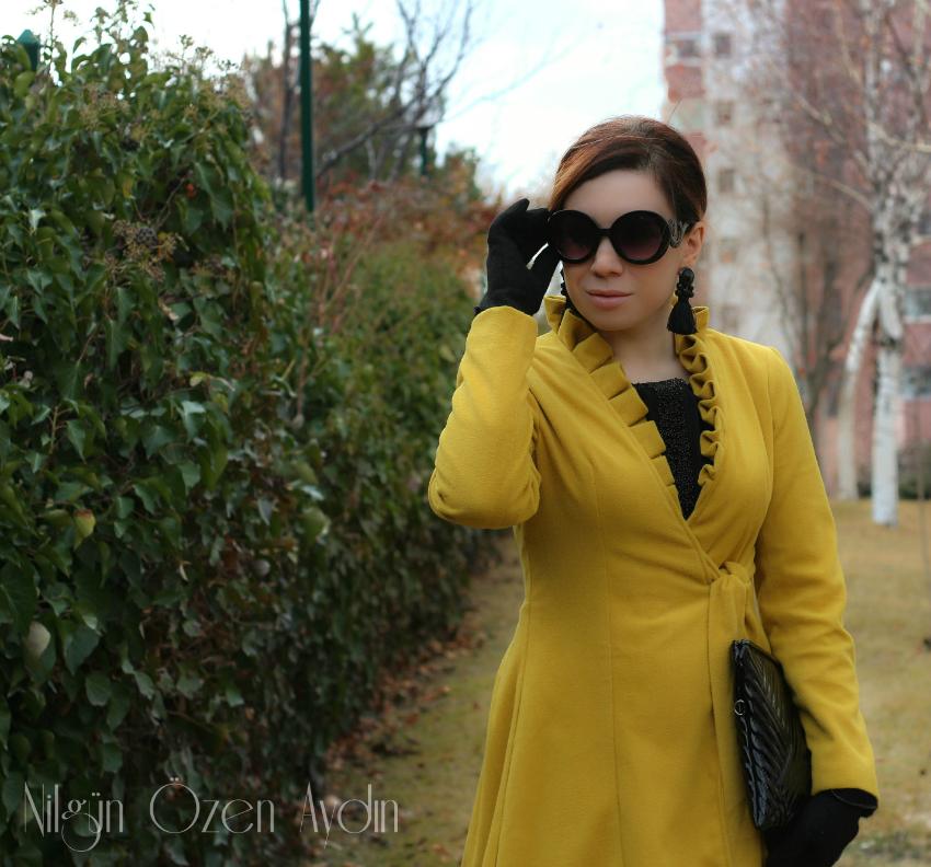 moda  blogu-fashion blogger-fashion blog-yakası fırfırlı kaban