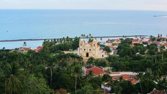 Olinda, pernambuco, Brasil - Igreja do Carmo