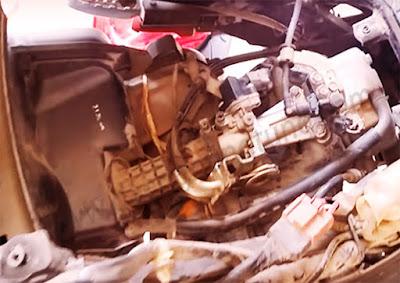 Mesin Sepeda Motor Matic Injeksi https://www.daengnungtung.com
