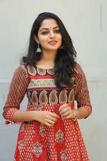 Telugu Actress Nikhila Vimal Latest Stills in Anarkali Dress  0030.JPG