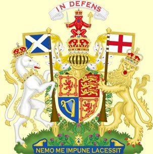 + Royal Arms of Scotland +