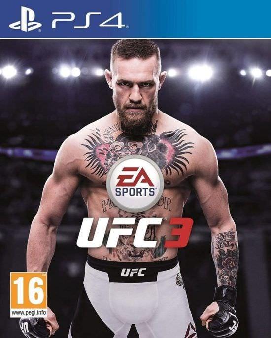 baR45ct - EA Sports UFC 3 PS4 PKG 5.05