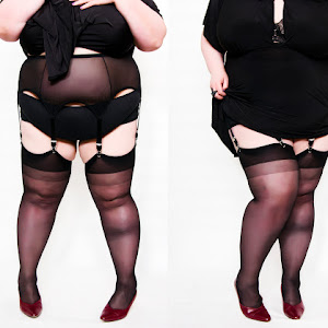 258d6b80f93 Sock It To Me - Stockings and Suspenders from The Big Tights Company · Stocking  Fillers - Plus Size Tights Which Actually Fit ...