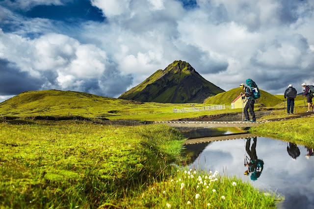 Tips in Landmannalaugar hiking - In the Highlands of Iceland